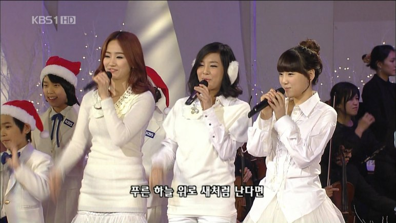 Wonder Girls + Tae Yeon - If Everyone Was An Angel [Live 2008.12.07].tp_snapshot_00.39_[2015.07.03_19.10.34]