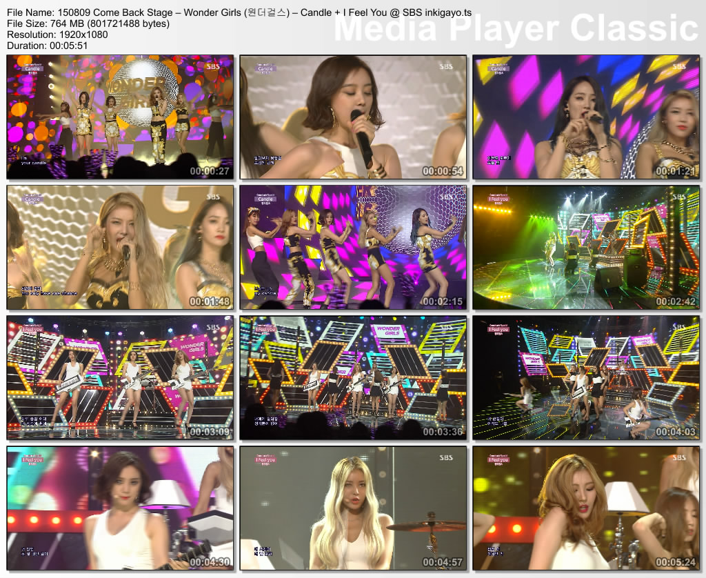150809 Come Back Stage – Wonder Girls (원더걸스) – Candle + I Feel You @ SBS inkigayo.ts_thumbs_[2015.08.09_16.03.41]